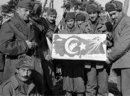The Turkish Brigade was a Turkish Army infantry brigade that served with the UN Command during the Korean War between 1950 and 1953.