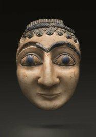 Head of a Sumerian worshiper or deity (c.2250 BC) - TEFAF Maastricht