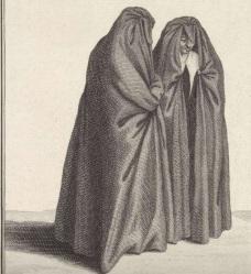 HUIK_-_rouwkleding_-_Bernard_Picart,_1733