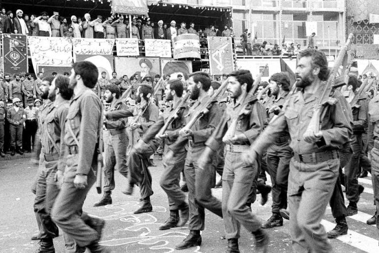 Islamic Revolutionary Guard Corps 1983